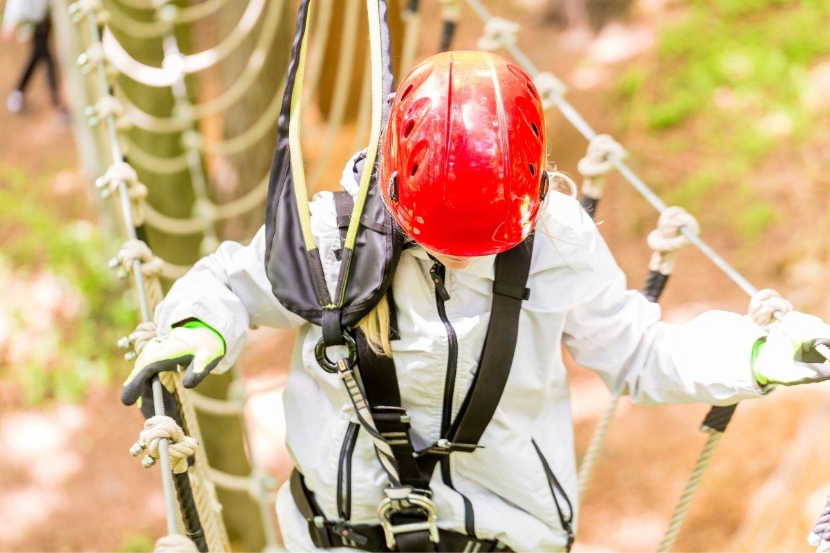 group activities to do in the Dandenong Ranges - Glen harrow Tree Tops Adventures